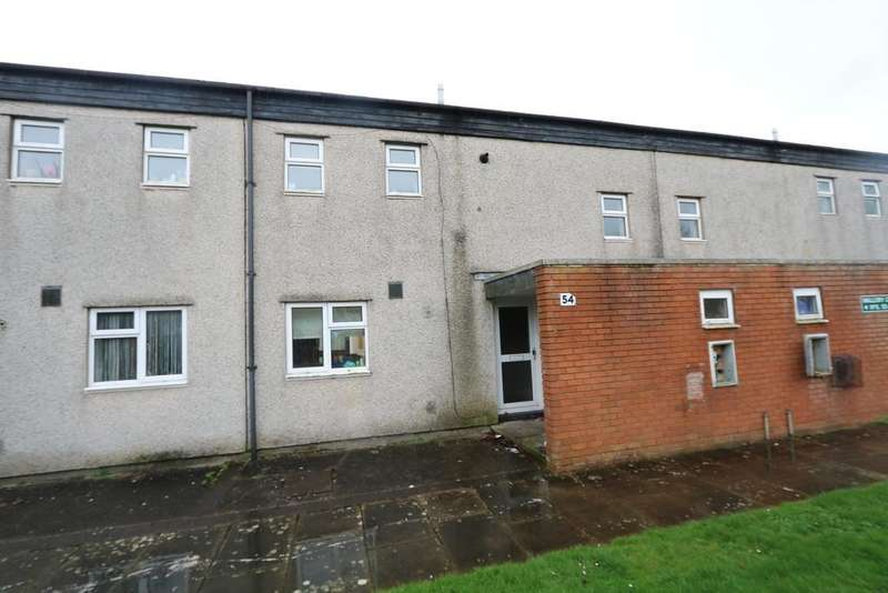 2 Bedrooms Terraced House for sale in Mallory Close, St. Athan