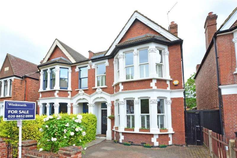 5 Bedrooms Semi Detached House for sale in Inchmery Road, Catford, London, SE6