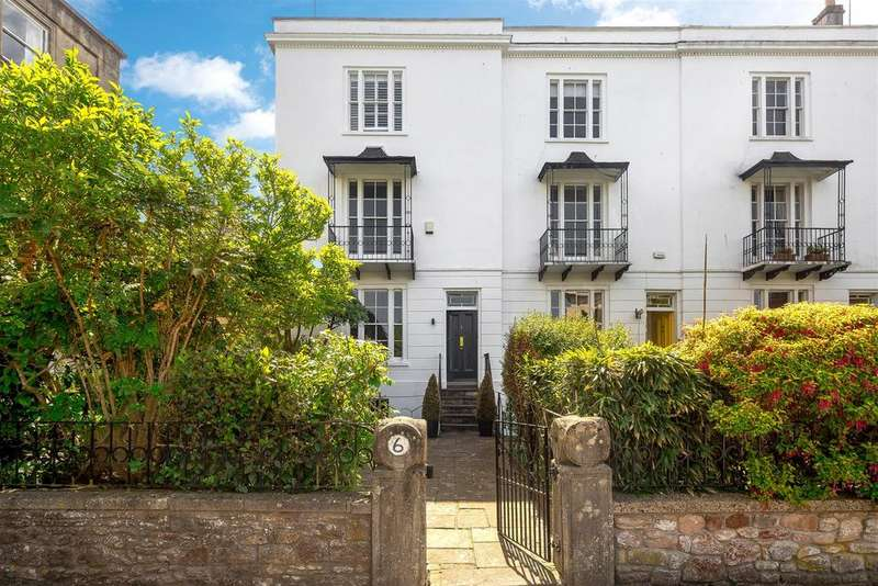 4 Bedrooms Semi Detached House for sale in Canynge Square, Clifton, Bristol, BS8