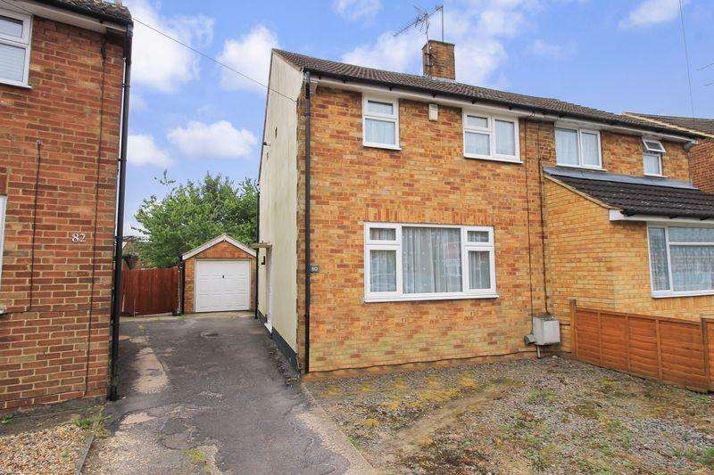 2 Bedrooms Semi Detached House for rent in Peartree Road, Luton