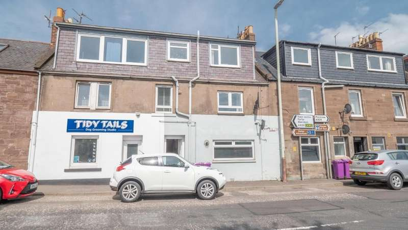 1 Bedroom Flat for sale in Montrose Street, Brechin