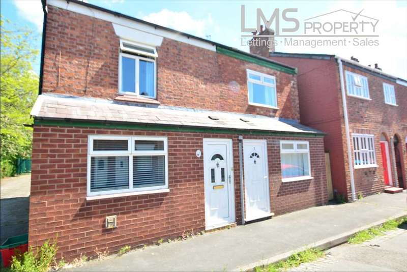 2 Bedrooms Semi Detached House for sale in Dean Street, Winsford