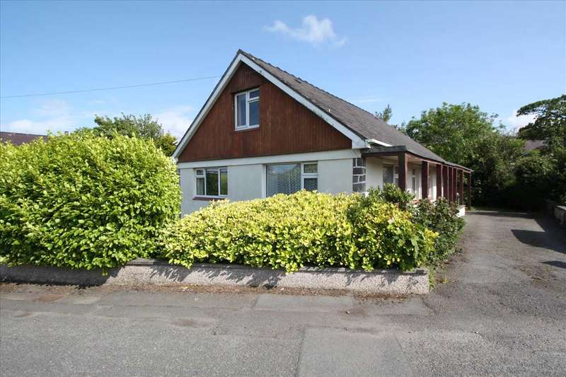 3 Bedrooms Detached Bungalow for sale in Gwel Y Don Estate, Min Y Mor, Pentraeth