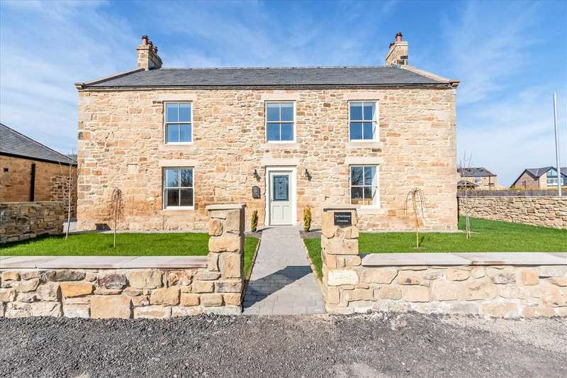 4 Bedrooms Detached House for sale in The Farmhouse, Arcot Grange, Cramlington