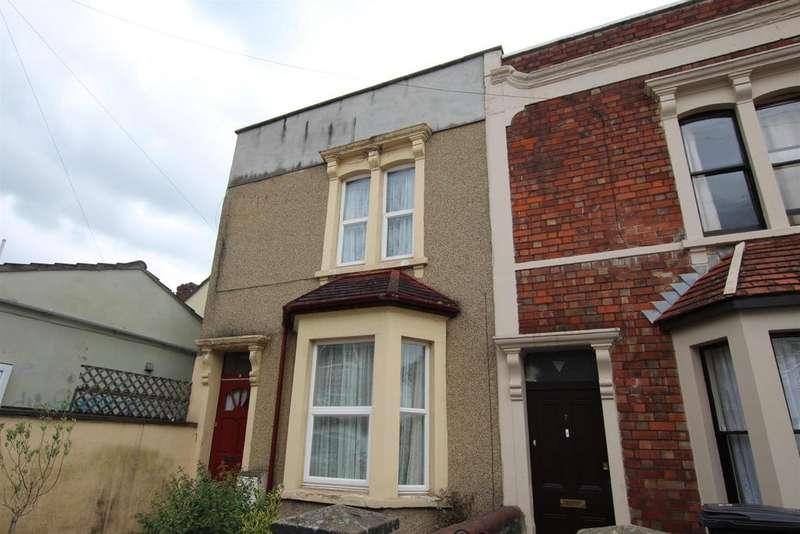 3 Bedrooms Terraced House for sale in Glen Park, Eastville, Bristol, BS5 6SJ