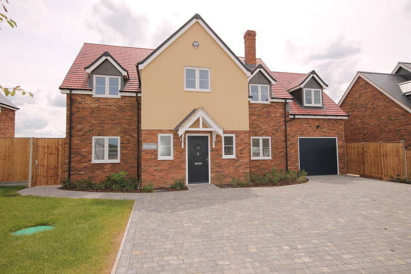 5 Bedrooms Detached House for sale in Plot 6 'Turveys Field', Mill Lane, Houghton Conquest, MK45