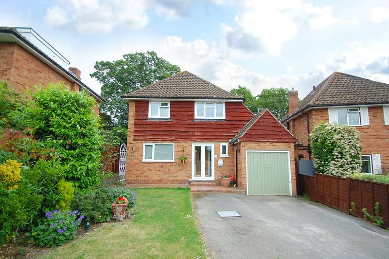 4 Bedrooms Detached House for sale in Bunby Road, Stoke Poges, SL2