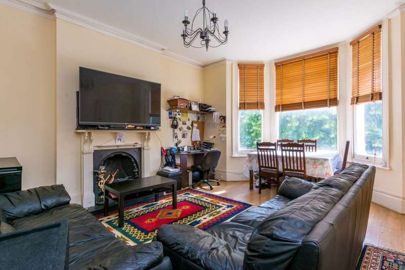 2 Bedrooms Flat for sale in Avenue Crescent, Acton, W3