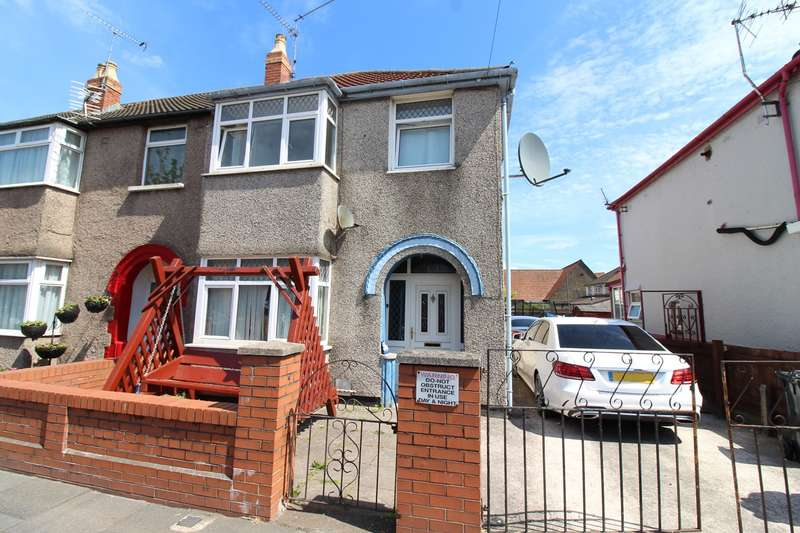 3 Bedrooms End Of Terrace House for sale in Corporation Road, Newport, NP19