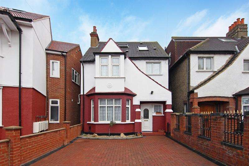 4 Bedrooms House for sale in Balfour Road, Acton, London, W3