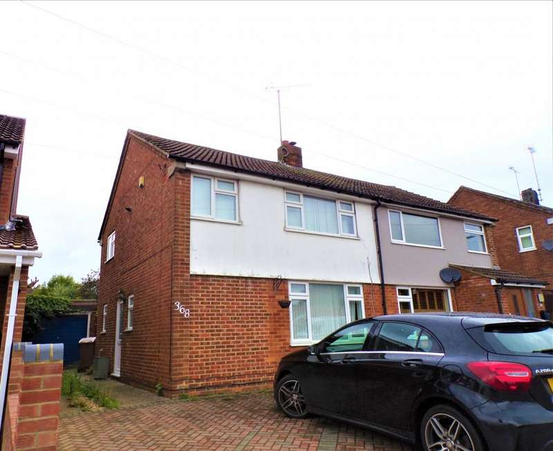 3 Bedrooms Semi Detached House for sale in Luton, LU3