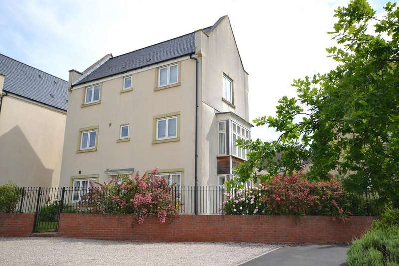 4 Bedrooms Detached House for sale in Ricardo Drive, Cam, GL11 5BD