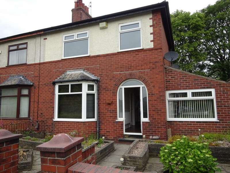 3 Bedrooms Semi Detached House for rent in Manchester Road, Sudden, OL11