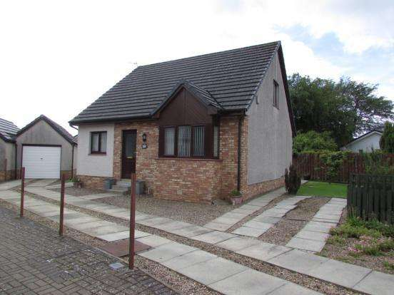 3 Bedrooms Semi Detached Bungalow for sale in Runnels View, Auchinleck KA18