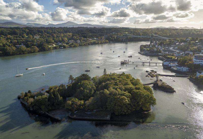 Detached House for sale in Menai Bridge, Anglesey