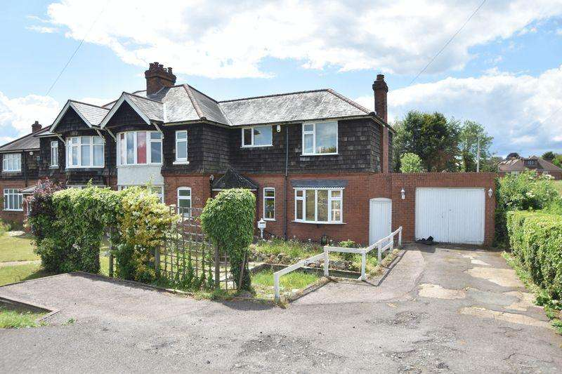 4 Bedrooms Semi Detached House for sale in Barton Road, Luton