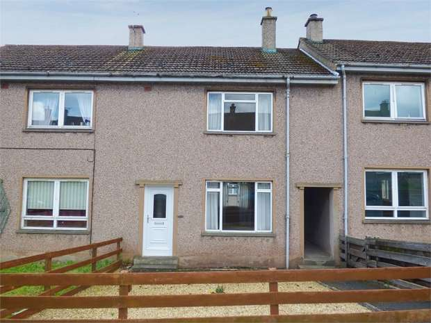 2 Bedrooms Terraced House for sale in Everest Road, Earlston, Scottish Borders