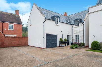 4 Bedrooms Detached House for sale in Church Close, Alveston, Stratford-Upon-Avon, Warwickshire