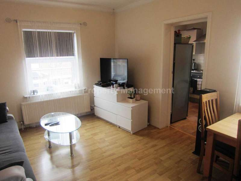 1 Bedroom Flat for sale in Wilton Road, West Reading