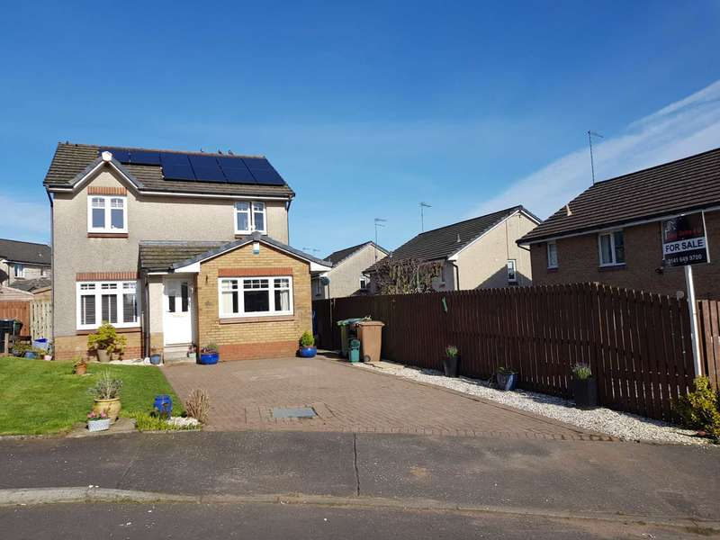 3 Bedrooms Detached House for sale in Cauldhame Rigg, Stewarton