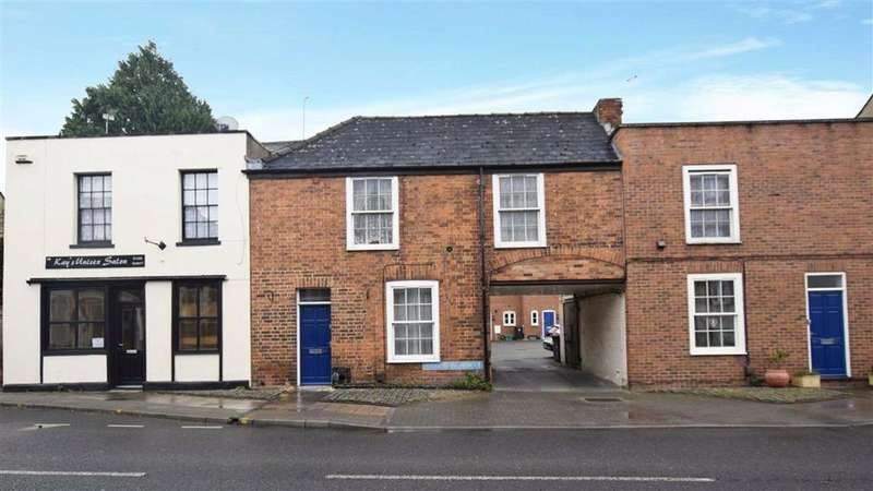2 Bedrooms Apartment Flat for sale in London Road, Gloucester