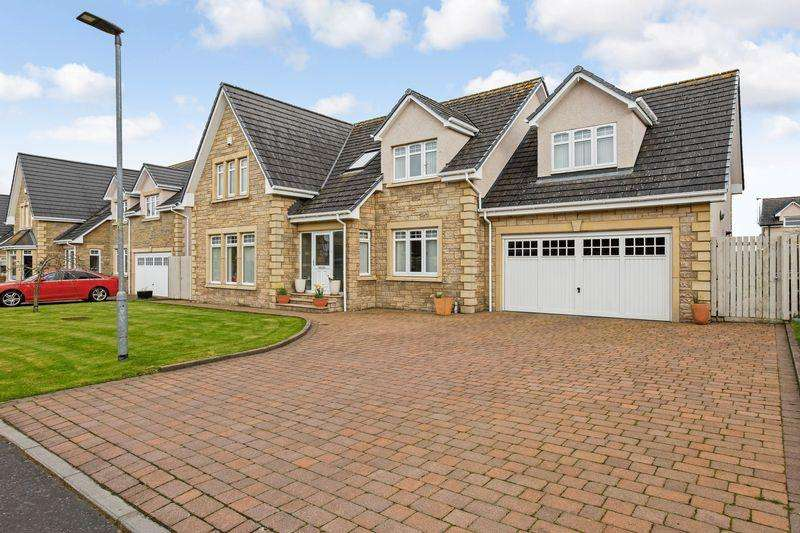 5 Bedrooms Detached House for sale in Bell Grove, Law