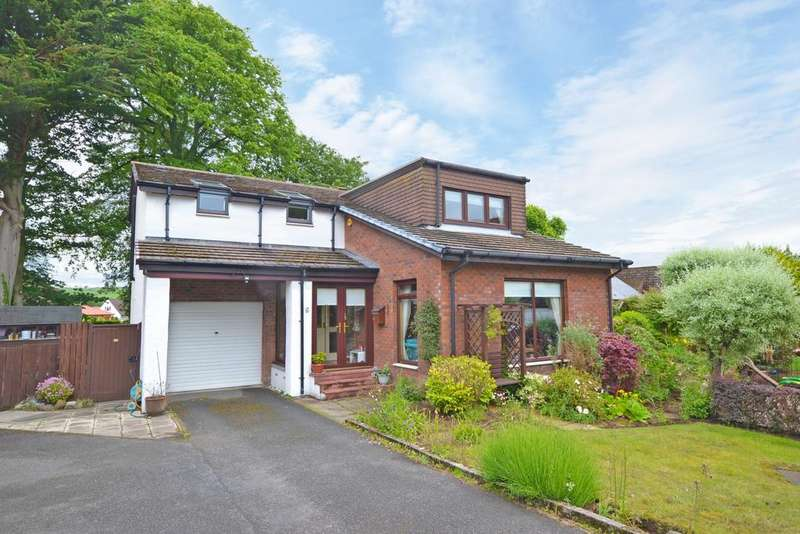 4 Bedrooms Detached Villa House for sale in 9 Dunchattan Way, Troon, KA10 7AS
