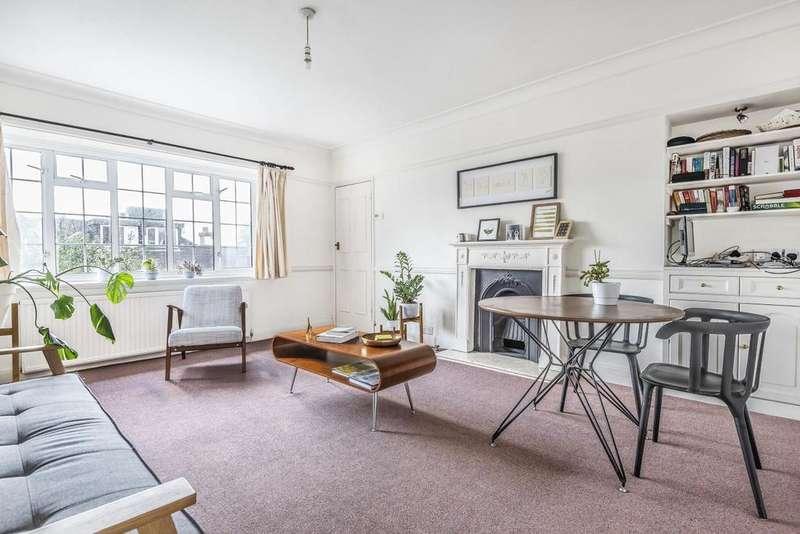 1 Bedroom Flat for sale in Babington Road, Streatham