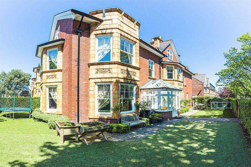6 Bedrooms Terraced House for sale in West Avenue, Gosforth, Newcastle upon Tyne