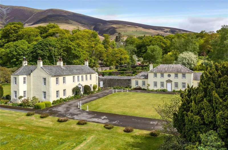 9 Bedrooms Detached House for sale in Ormathwaite, Keswick, Cumbria, CA12
