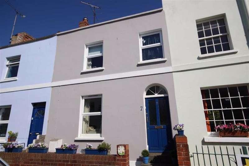 3 Bedrooms Terraced House for sale in Commercial Street, Leckhampton, Cheltenham, GL50