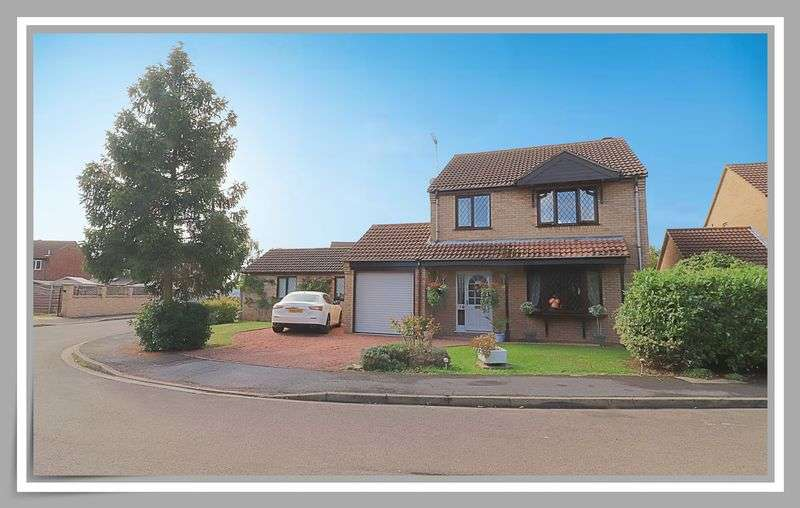 5 Bedrooms Property for sale in Brauncewell Close, Sleaford