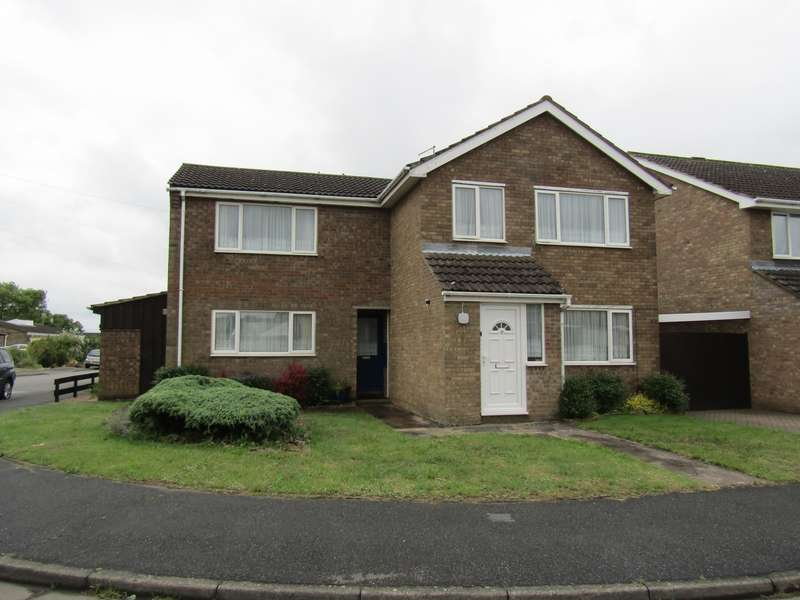 4 Bedrooms House for sale in Nobles Close, Coates, PE7