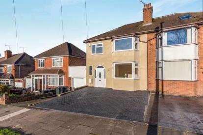 3 Bedrooms Semi Detached House for sale in Cromwell Lane, Northfield, Birmingham, West Midlands