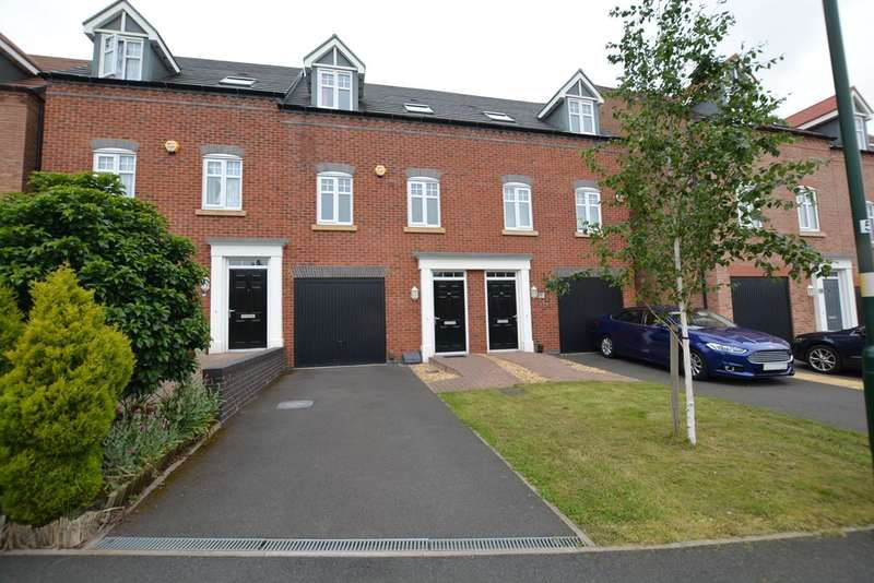 3 Bedrooms Town House for sale in George Dixon Road, Edgbaston