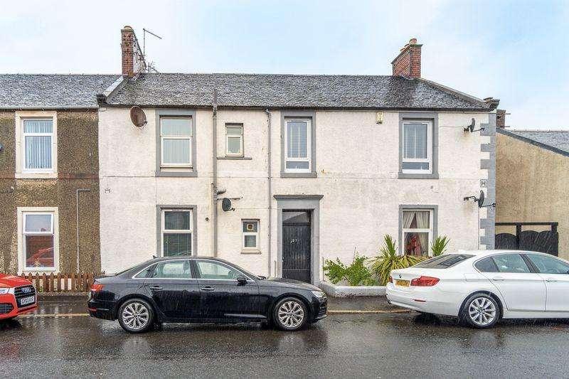 1 Bedroom Flat for sale in 27A McCalls Avenue, Ayr, KA8 9AA
