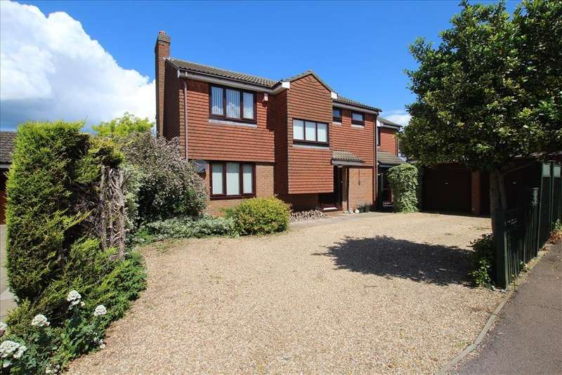 5 Bedrooms Detached House for sale in Ashley Gardens, Biggleswade, SG18