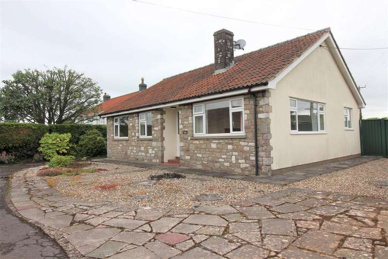 3 Bedrooms Detached Bungalow for sale in Camp Road, Oldbury-on-Severn, Bristol, BS35 1PT