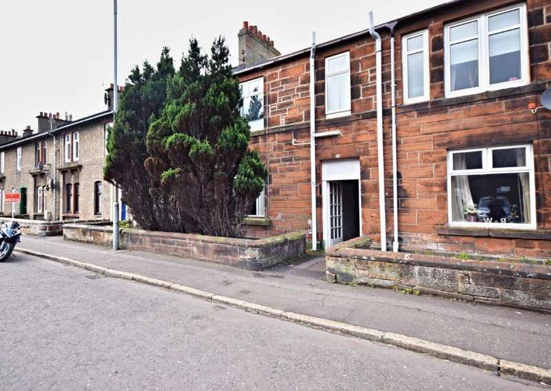 1 Bedroom Flat for sale in West Sanquhar Road , Ayr , South Ayrshire , KA8 9HP