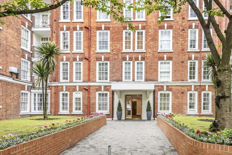 1 Bedroom Flat for sale in Circus Lodge, St Johns Wood, NW8, NW8