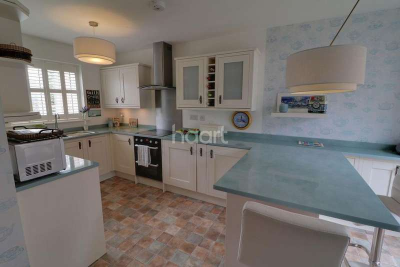 3 Bedrooms Detached House for sale in Wyesham Road, Wyesham, Monmouth
