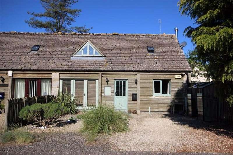 2 Bedrooms End Of Terrace House for sale in Birdlip, Gloucester, GL4