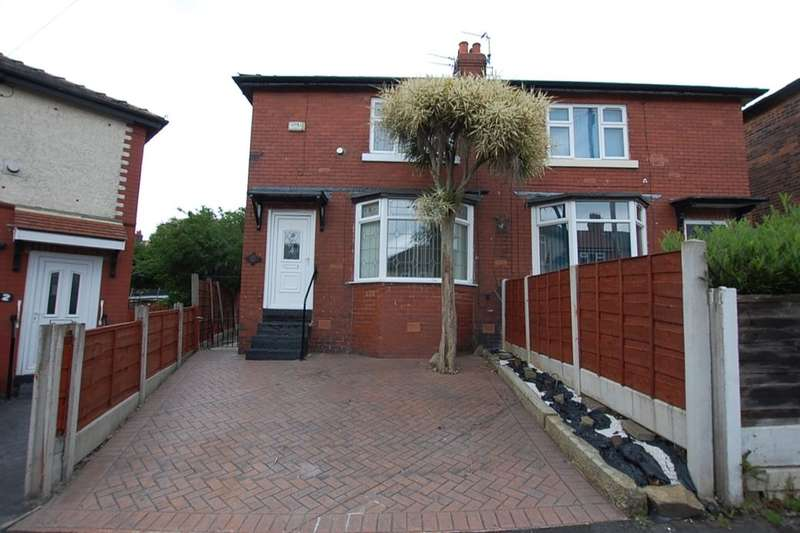 2 Bedrooms Semi Detached House for sale in Hazel Avenue, Ashton-Under-Lyne, OL6