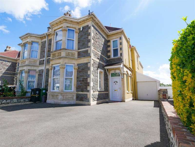 3 Bedrooms Semi Detached House for sale in Beaconsfield Road, Knowle, Bristol, BS4 2JF