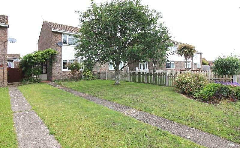 2 Bedrooms Semi Detached House for sale in Elan Way, Caldicot