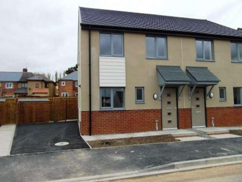 3 Bedrooms Semi Detached House for rent in Iris Grove, Darlington