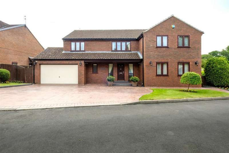 4 Bedrooms Detached House for sale in St. Andrews Close, Darlington