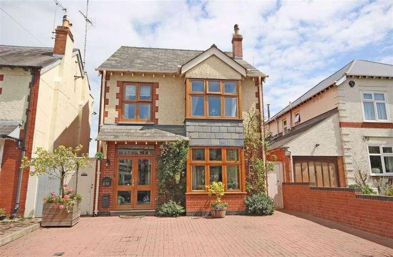 4 Bedrooms Detached House for sale in Old Bath Road, Leckhampton, Cheltenham, GL53