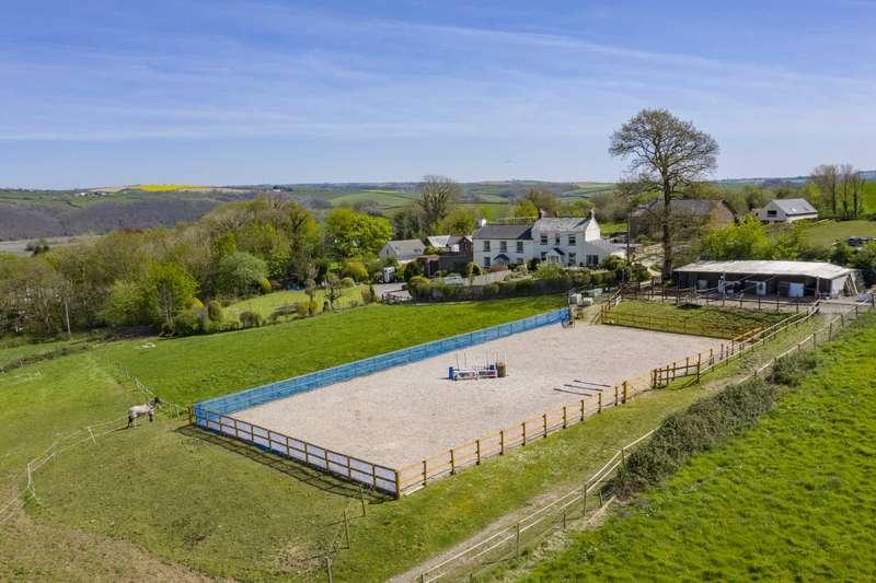 6 Bedrooms Semi Detached House for sale in Hallsannery Farm, Littleham
