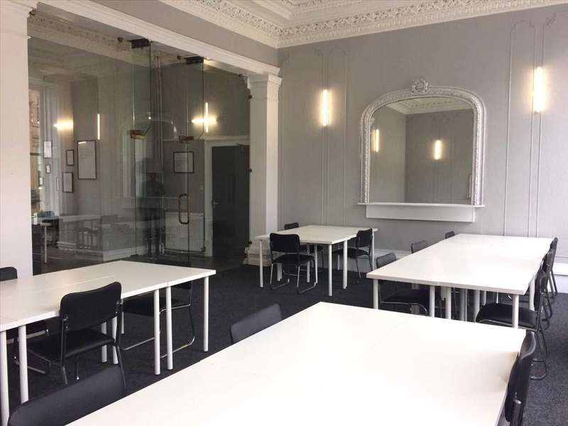 Office Commercial for rent in Business Works, Bath Street, Office 7, Glasgow